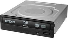 iHAS124 - Bulk - DVD-RW (Brænder) - SATA - Sort