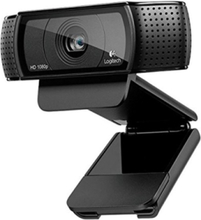 C920 HD Pro Webcam - Black