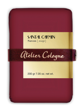 Santal Carmin Soap 200 Gr