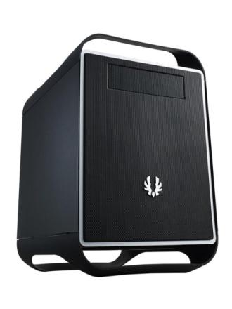 Prodigy M - Black - Kabinet - Cube - Sort
