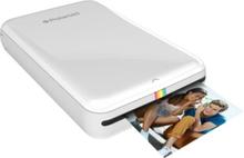 Zip Instant Mobile Kompakt fotoprinter - Farve - Direkt termisk