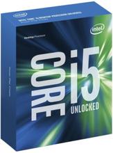 Core i5-6600K Skylake CPU - 3.5 GHz - LGA1151 - 4 kerner - Boxed
