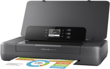 Officejet 200 Mobile Printer Blækprinter - Farve - Blæk