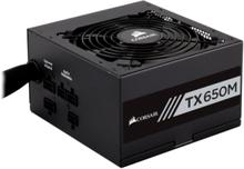 TX650M Strömförsörjning - 650 Watt - 120 mm - 80 Plus Gold certificate