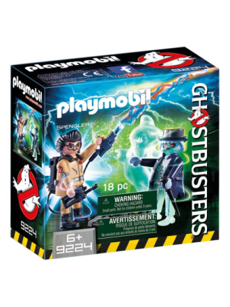 - Ghostbusters - 9224 Spengler and ghost - Proshop
