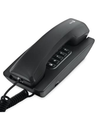 909c bord/væg telefon Black
