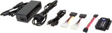 Adapter USB 2.0 till 2.5 + 3,5