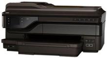Officejet 7612 Wide Format e-All-in-One Blækprinter Multifunktion med Fax - Farve - Blæk