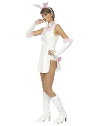 Hop White Bunny - Kostyme