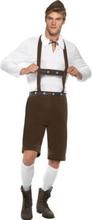 Bayersk Mann - Oktoberfest Kostyme