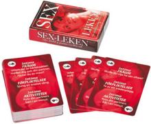 Sex-Leken - Kortspill