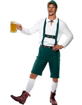 Oktoberfest Kostyme Mann