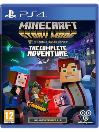 Minecraft: Story Mode: The Complete Adventure - Sony PlayStation 4 - Action - Proshop
