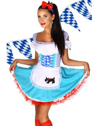 München Babe - Oktoberfestkostyme
