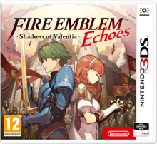 Fire Emblem Echoes: Shadows of Valentia - 3DS - RPG