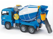 MAN TGA Cement Mixer