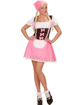 Flørten på Oktoberfesten - Kostyme til Dame