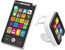 Smartwatch + Smartphone