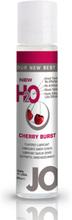 System Jo H2O Lubricant Cherry - 30 ml Vattenbaserat Glidmedel