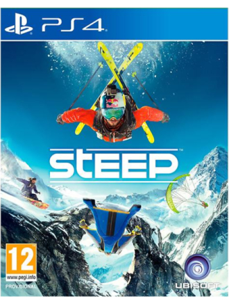 Steep Winter Games Edition - Sony PlayStation 4 - Urheilu