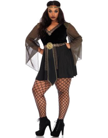 Amazon Diva Warrior - Damekostyme
