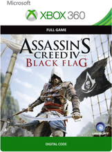 Assassin's Creed IV: Black Flag - Xbox 360 - Action