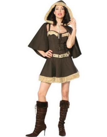 Fly Girl - Amelia Earhart Inspirert Kostyme