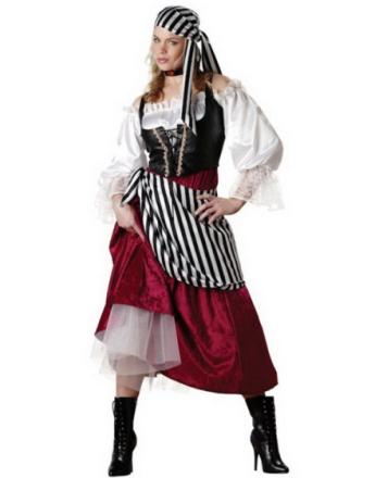 Pirate's Wench - Luksuskostyme