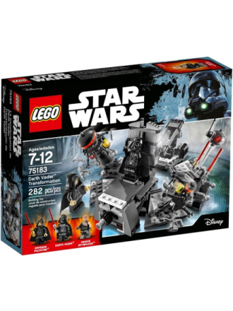 Star Wars Darth Vader Transformation - 75183 - Proshop