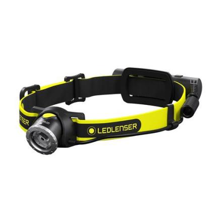 Led Lenser iH8R Pandelampe, 600 Lumen, Genopladelig