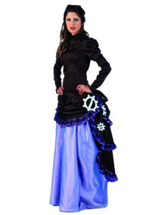 Luksuskostyme av Struttende Steampunk Frøken