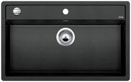 Blanco Dalago 8-F MX Køkkenvask 80,5x50 cm, Silgranit, Antracit
