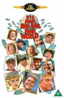 Its a Mad, Mad, Mad, Mad World (DVD / Widescreen) [UK IMPORT]