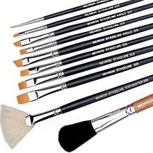 Stageline Golden Nylon - Mehron Makeup Sminke Kost/Pensel