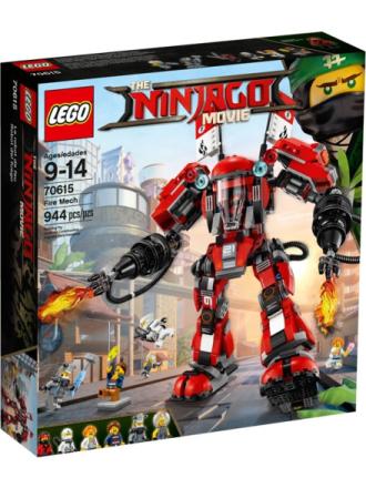 Ninjago Fire Mech - 70615 - Proshop