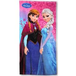 Disney Frozen Anna Elsa Kids Badehåndklæde 140*70 cm - wupti.com