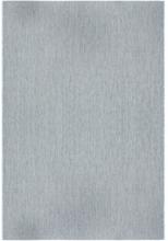 Flatvävd / slätvävd matta Belfort - Silver - 133x190 cm