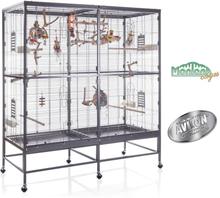 Montana Paradiso 150 -lintuhäkki - P 150 x L 65 x K 161 cm (2 pakettia*)
