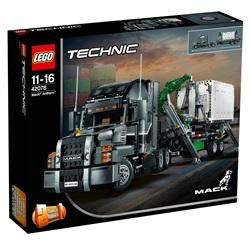 LEGO Technic Mack Anthem 42078 - wupti.com
