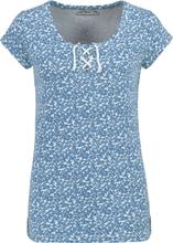 Urban Surface - Flowers -T-skjorte - lyseblå