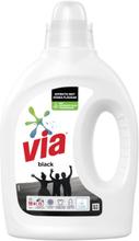 Via Flytande tvättmedel Black 760 ml