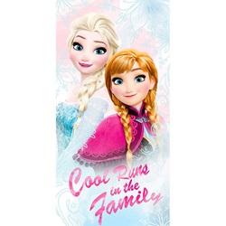 Disney Frozen Elsa Anna Badehåndklæde Towel 140*70 cm - wupti.com