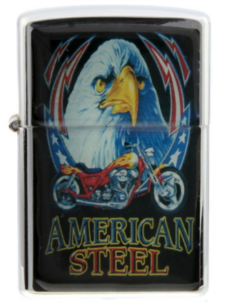 American Steel - Bensintändare