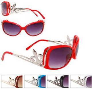 12 stk Assorterte Solbriller - Diamond Scout - Sammenlign med Gucci