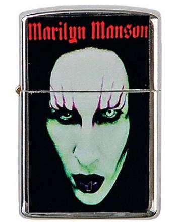 Marilyn Manson - Bensintändare