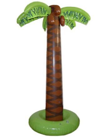 Oppblåsbar Palme 165 cm