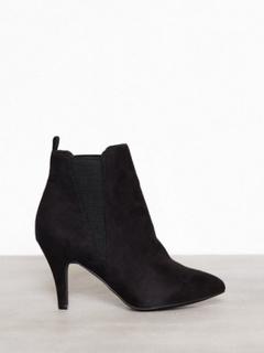 Bianco Low Heel Chelsea Heel