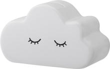 Bloomingville -säästöpossu pilvi valkoinen