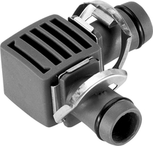 "L-koppling Gardena Micro Drip System 13 mm (1/2""), 2-pack"
