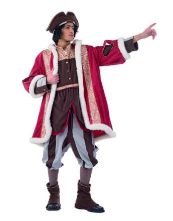 Christopher Columbus - Luksuskostyme